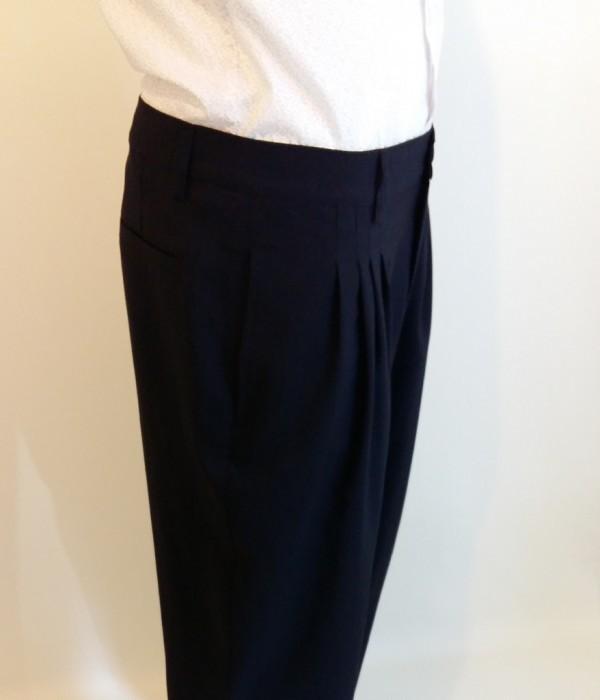Pantaloni da tango e swing, vintage ViolaClandestina - particolare laterale