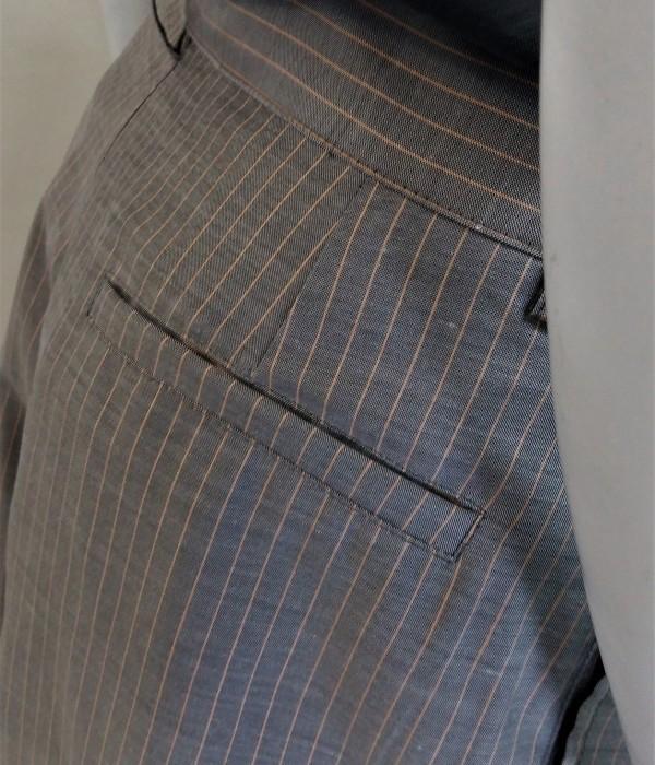 Pantaloni da tango e swing, vintage ViolaClandestina - particolare tasca posteriore