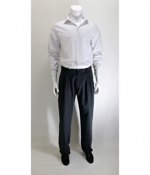 Pantaloni da tango e swing, vintage ViolaClandestina - vista frontale