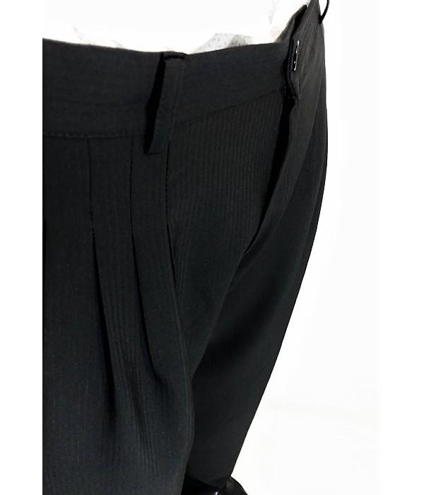 Pantaloni da tango e swing, vintage ViolaClandestina - particolare pences