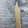 Camicia da tango, swing, vintage in puro cotone LINEA SARTORIALE GATTINI PREZIOSI di ViolaClandestina - particolare manica