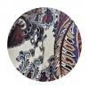 Camicia per il tango, swing e vintage in puro cotone alta qualità LINEA SARTORIALE CACHEMIRE di ViolaClandestina - particolare tessuto